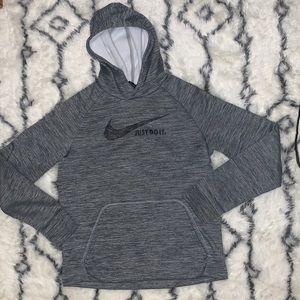 Nike Dri-Fit Hoodie, Boys Large